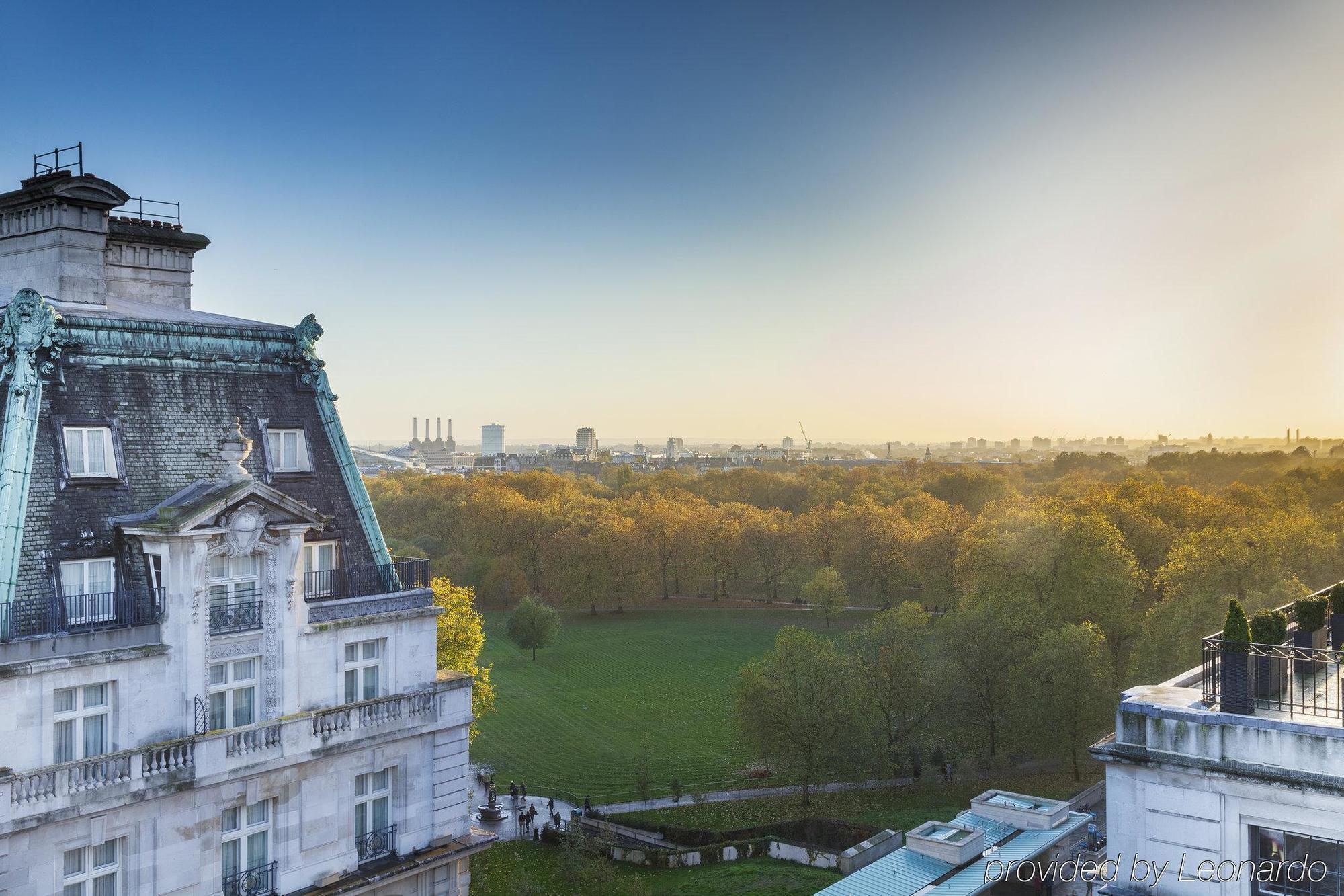 United Kingdom Luxury Destination Guide - Sofitel Hotel